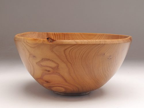 Siberian Elm Tall Bowl